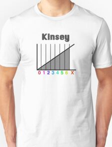Kinsey Scale T-Shirt