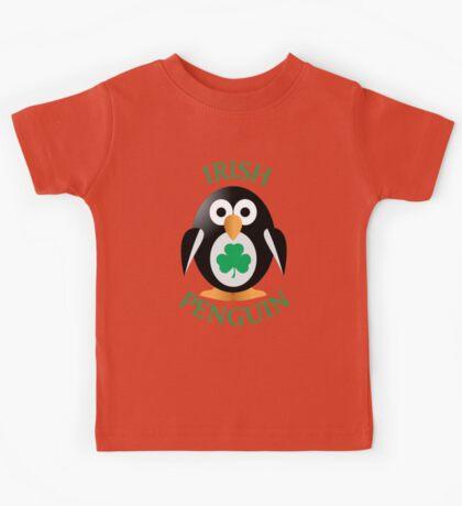 Irish penguin Kids Tee
