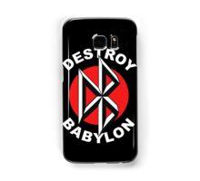 Dead Babylon Samsung Galaxy Case/Skin