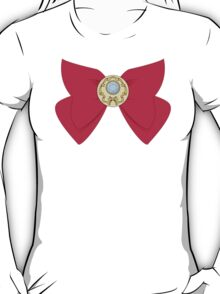 Crystal Star Pendant - Inside T-Shirt