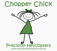 Chopper Chick Kids Clothes