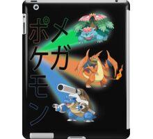 Mega Pokemon iPad Case/Skin