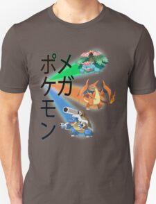 Mega Pokemon T-Shirt