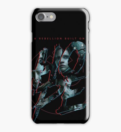 Star Wars Rouge One Tribute iPhone Case/Skin