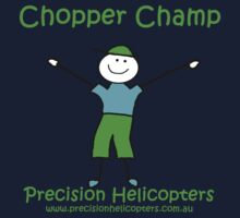 Chopper Champ Kids Clothes