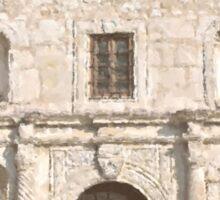 The Alamo Sticker