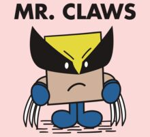 Mr. Claws One Piece - Long Sleeve