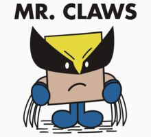 Mr. Claws Kids Tee