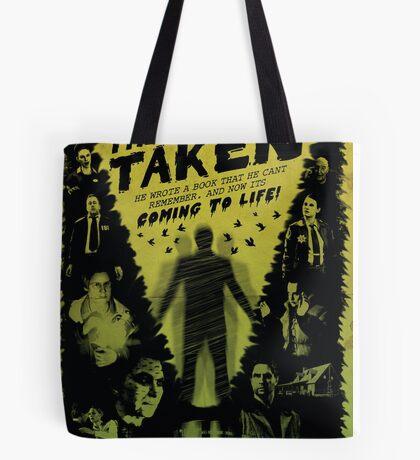 Alan Wake in The Taken Tote Bag