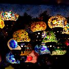 lanterns - night lights by Perggals© - Stacey Turner