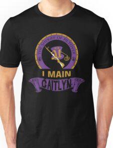 I Main Caitlyn Unisex T-Shirt