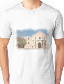 The Alamo Facade Unisex T-Shirt