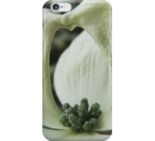 "Dancer of a White ""Dogwood"" or ""Cornus"" iPhone Case/Skin"