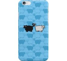 lovehate iPhone Case/Skin