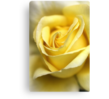 Lemon Lush Canvas Print