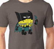 Bat-Sponge Dork Knight Edition Unisex T-Shirt