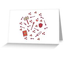 Role Playing Items Greeting Card