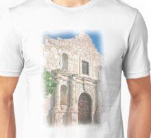 Alamo Facade Unisex T-Shirt