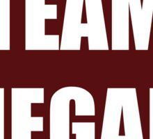 Team Negan  Sticker
