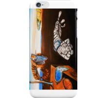 Persistence of Tiger iPhone Case/Skin
