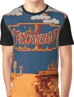 Faxanadu (NES) Graphic T-Shirt