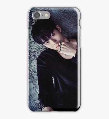 monstax hyungwon iPhone Case/Skin