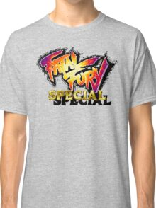 Fatal Fury Special (Neo Geo Title Screen) Classic T-Shirt