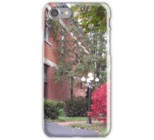retired firehouse iPhone Case/Skin