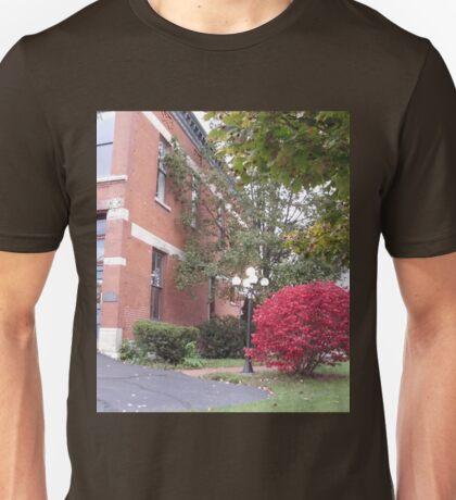 retired firehouse Unisex T-Shirt