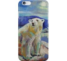 Polar Bear Sun iPhone Case/Skin