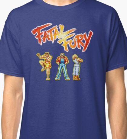 Fatal Fury (Neo Geo) Classic T-Shirt