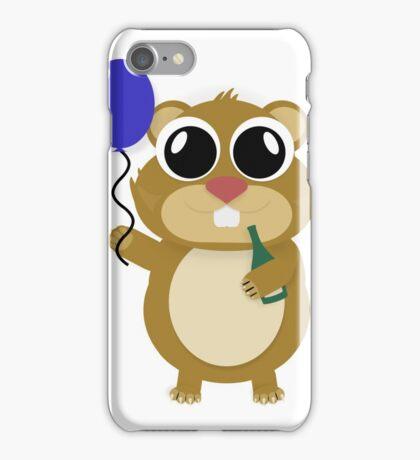 Hamster Hezy iPhone Case/Skin