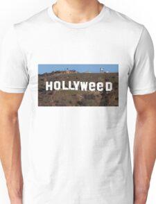 Hollyweed - Hollywood Photo 2017 Unisex T-Shirt