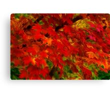 Autumn Rondeau Canvas Print