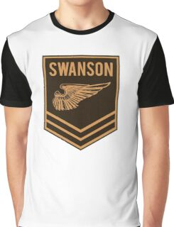 Parks and Recreation - Swanson Ranger Club Graphic T-Shirt