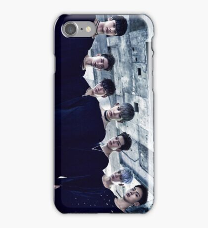 monstax iPhone Case/Skin