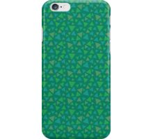 Animal Crossing Grass Pattern iPhone Case/Skin