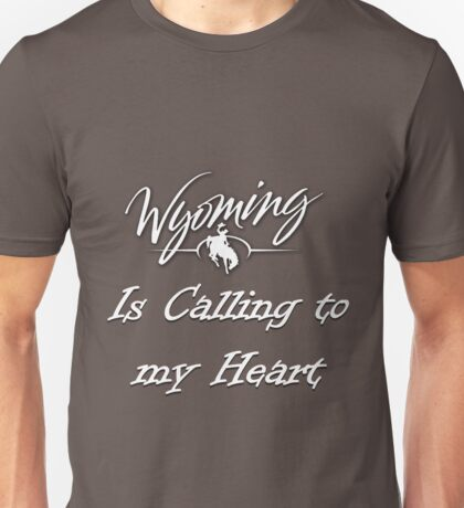 heart Calling Unisex T-Shirt