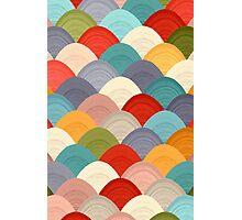 yarn hill dollops summer Photographic Print