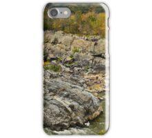 Great Falls Panorama iPhone Case/Skin