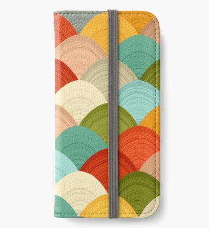 yarn hill dollops iPhone Wallet/Case/Skin