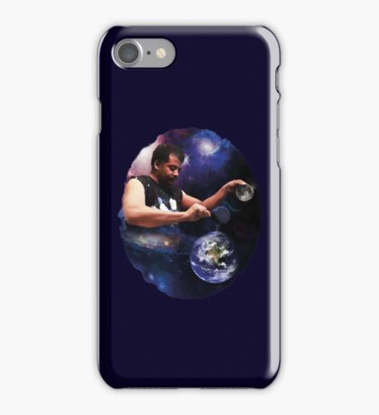 Neil Degrasse Tyson - Creating a Universe iPhone Case/Skin