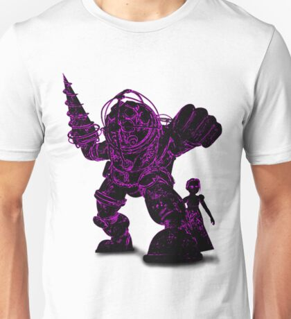 Bioshock Big Daddy Unisex T-Shirt