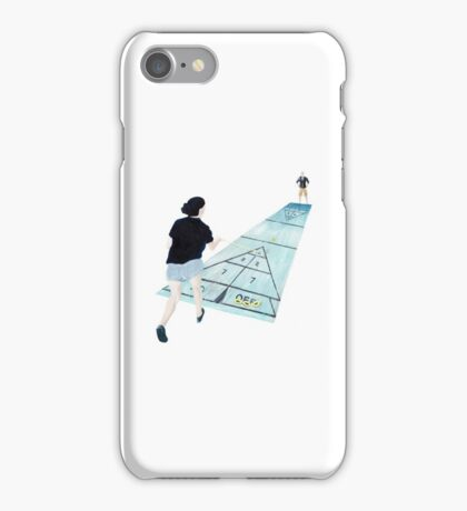 Summer Shuffling iPhone Case/Skin