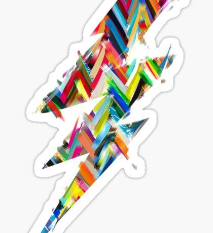 graphic lighting Sticker