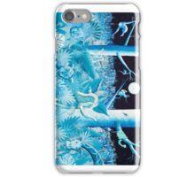 Night Time Safari iPhone Case/Skin