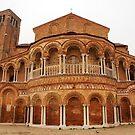 Church of Santa Maria e San Donato by jojobob