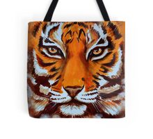 Tiger #75 Tote Bag