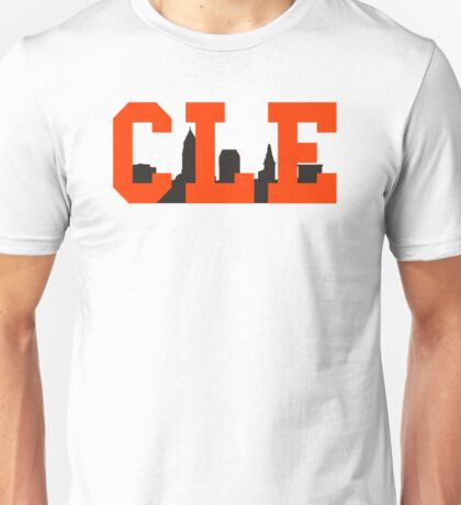CLE - Skyline (Browns) Unisex T-Shirt