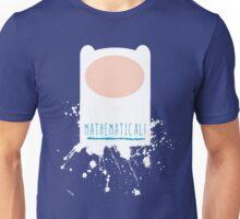 Mathematical! - Finn The Human Unisex T-Shirt